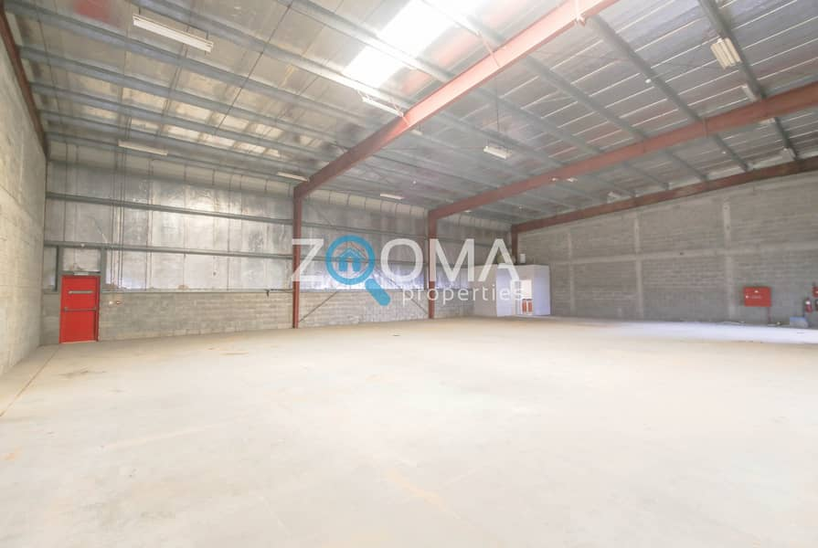 1 Prime and Gated location Warehouse + Office for Sale