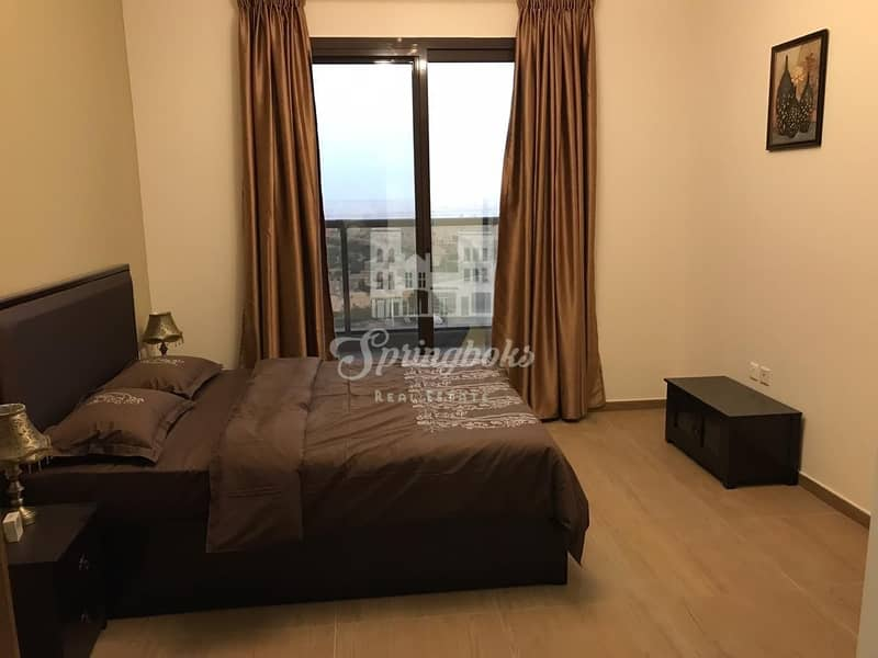 Investment |  Furnished 1 Bed | Golf Course View