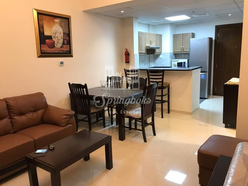 2 Investment |  Furnished 1 Bed | Golf Course View