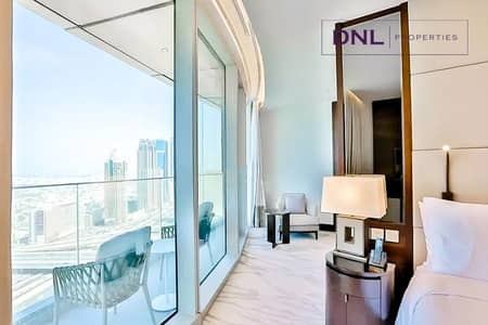 Fully Furnished   Amazing Burj View   Brand New