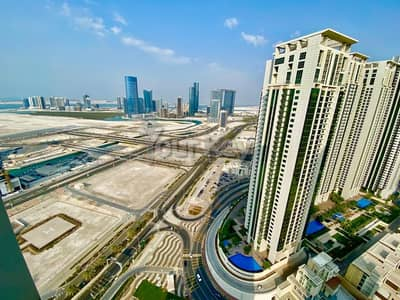 1 Bedroom Apartment for Rent in Al Reem Island, Abu Dhabi - Higher Floor | Water view I Great Finishing
