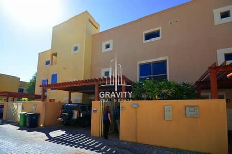 3 Bedroom Townhouse for Sale in Al Raha Gardens, Abu Dhabi - Amazing 3BR Townhouse in wonderful Community