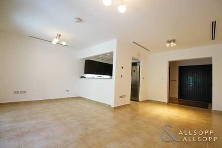 تاون هاوس 2 غرفة نوم للايجار في مثلث قرية الجميرا (JVT)، دبي - Two Beds | Modified Throughout | Maids