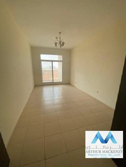 Bright & Spacious 1BR | Well Maintained | Massive Balcony - Queue Point