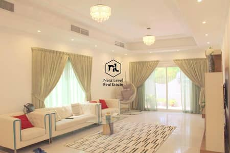 5 Bedroom Villa for Sale in The Villa, Dubai - VACANT   CUSTOM 5 BED + MAID WITH LANDSCAPED AND FACING PARK
