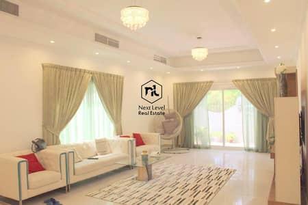 فیلا 5 غرف نوم للبيع في ذا فيلا، دبي - VACANT | CUSTOM 5 BED + MAID WITH LANDSCAPED AND FACING PARK