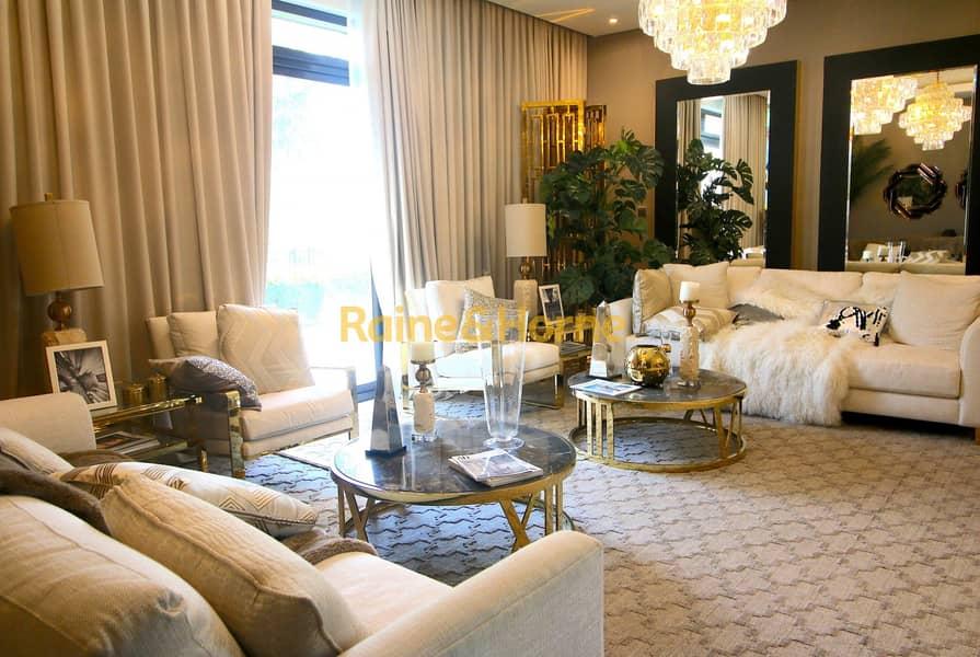 Modern & Spacious | Luxury Finishing + Maid's