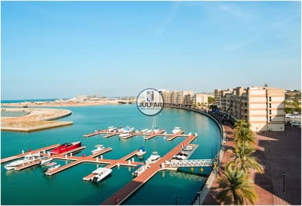 *Splendid Sea View* 1BHK For Rent In Mina Al Arab