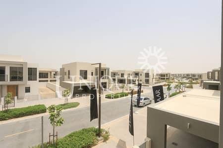 تاون هاوس 4 غرف نوم للبيع في دبي هيلز استيت، دبي - Sidra 2 | 4 Beds + M | Single Row | Big Plot
