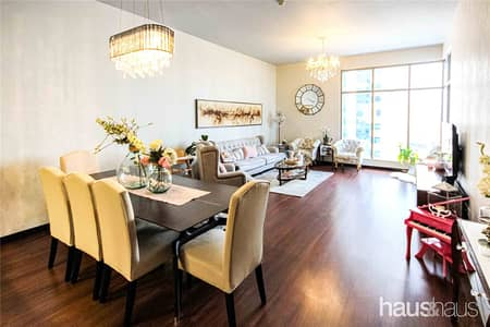 2 Bedroom Flat for Sale in Jumeirah Lake Towers (JLT), Dubai - Vacant On Transfer | Lake View | New Kitchen