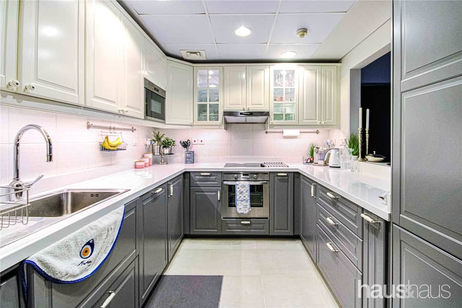 2 Vacant On Transfer | Lake View | New Kitchen