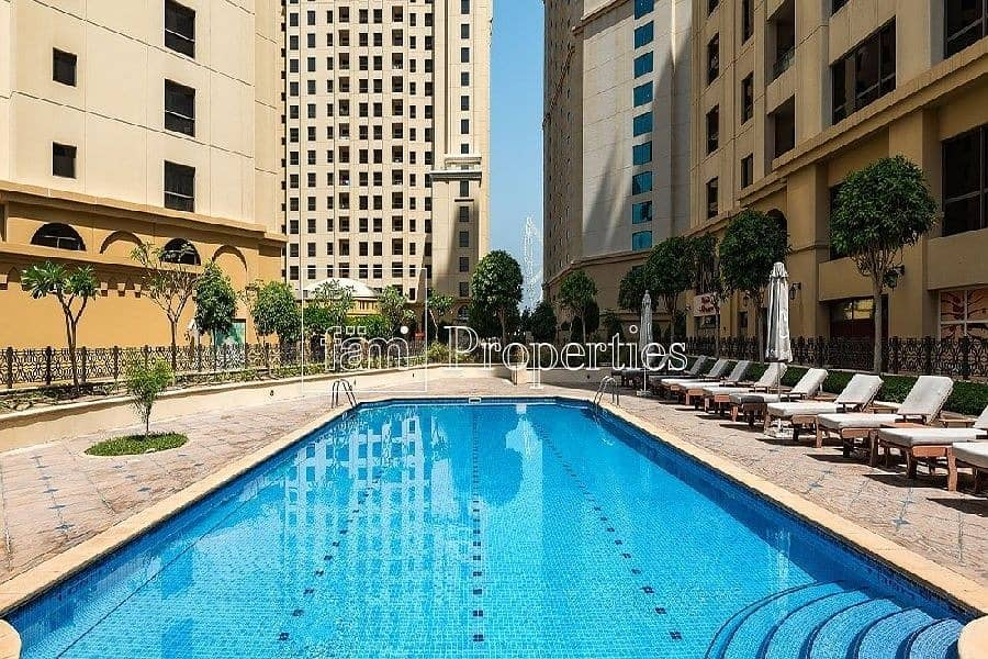 2 AMAZING 2 BEDS FOR RENT IN SHAMS