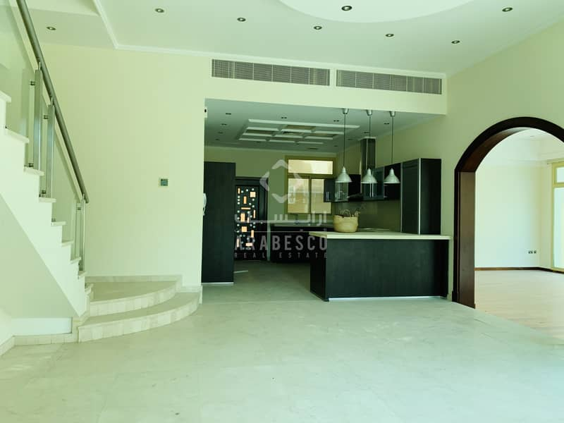 2 LUXURIOUS 5 BEDROOMS ATTACHED VILLA IN COMPOUND MBZ