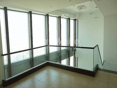 4 Bedroom Apartment for Rent in Downtown Dubai, Dubai - Modern 4 Bedroom Duplex w/ Amazing View