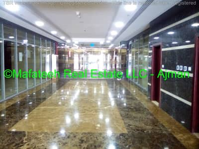 1 Bedroom Apartment for Rent in Al Nuaimiya, Ajman - One bedroom and hall for rent in City Tower, a new apartment at a very cheap price (chiller free)