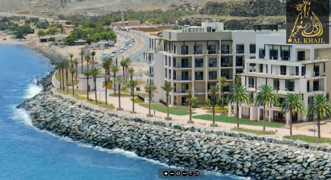BREATHTAKING BEACHFRONT LIVING THE BEST PROJECT