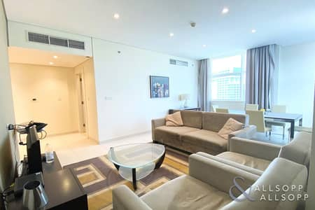 3 Bedroom Apartment for Rent in Business Bay, Dubai - 3 Bedrooms | Top Floor | Fully Furnished