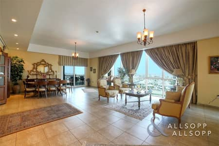 3 Bedroom Apartment for Sale in Palm Jumeirah, Dubai - Exclusive   Upgraded Interior   3 Bedrooms