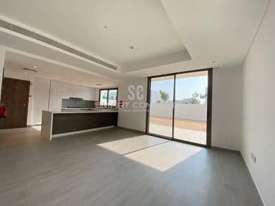 4 Bedroom Townhouse for Sale in Yas Island, Abu Dhabi - Free Beautiful Landscape | Brand new Elegant Home