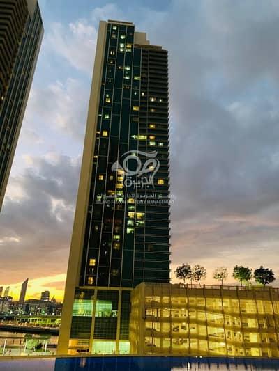 2 Bedroom Flat for Rent in Al Reem Island, Abu Dhabi - Beautiful2 bHK /Semi Close Kitchen & Sea View