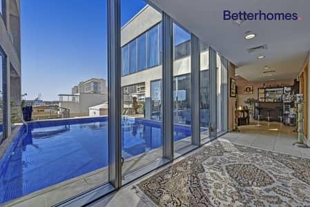 4BR Podium Villa   Private Pool  Al Zeina