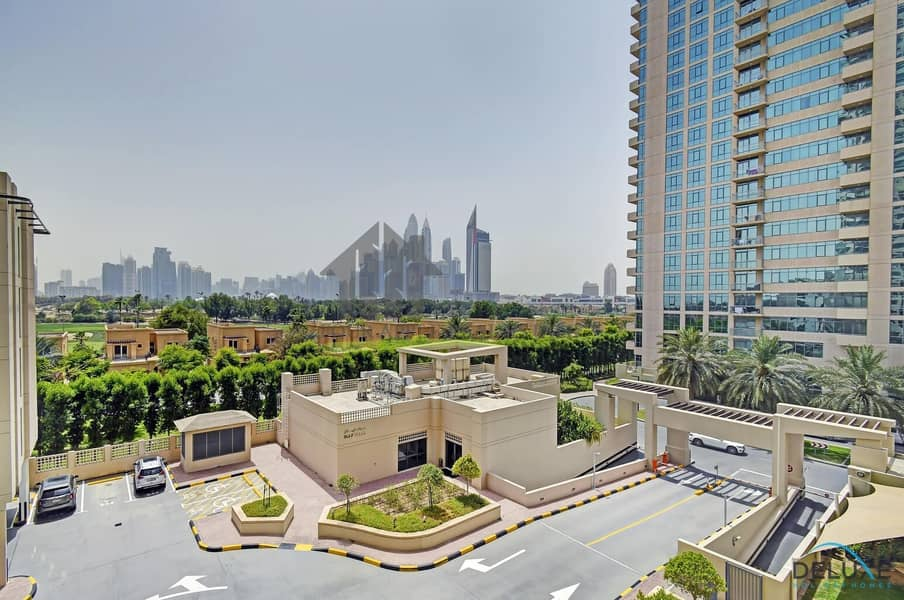 2 Chiller Free One Bedroom With Balcony AED 55000/-