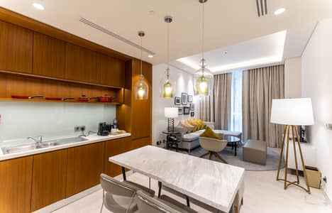 1 Bedroom Hotel Apartment for Rent in Al Garhoud, Dubai - Newly Opened! Grand Mercure Hotel Apartments (Best Offer!)