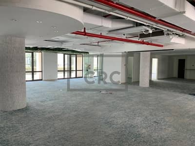 Office for Rent in Old Town, Dubai - Fully Fitted | Partitioned Office for Lease | Downtown