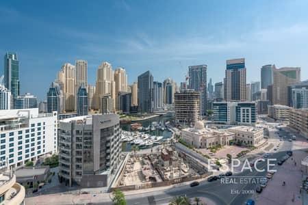 3 Bedroom Flat for Sale in Dubai Marina, Dubai - Vacant | Full Marina View | 3 Bedrooms