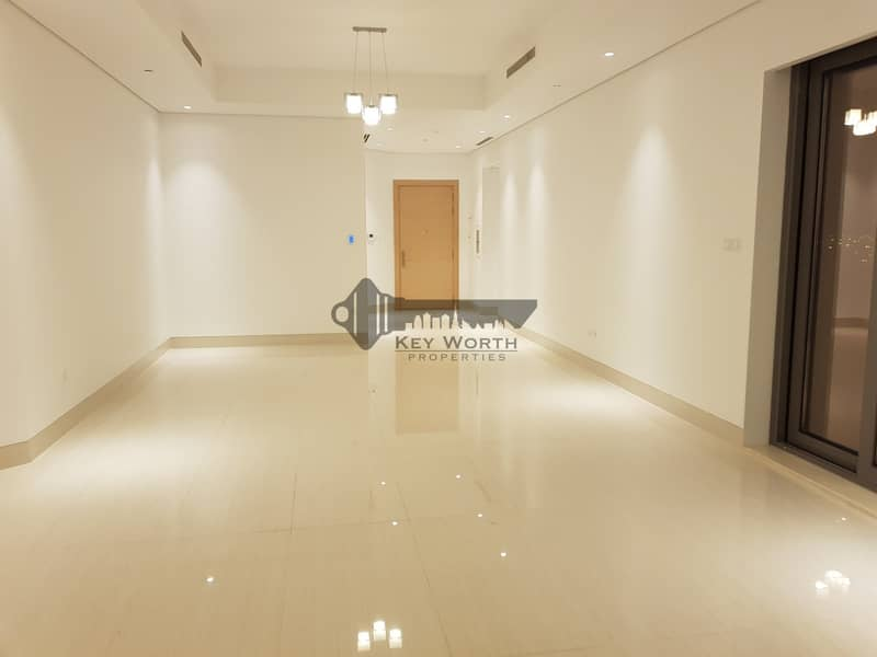 Brand new spacious 2BR | 2 Month rent free | Chiller free | No Commission !