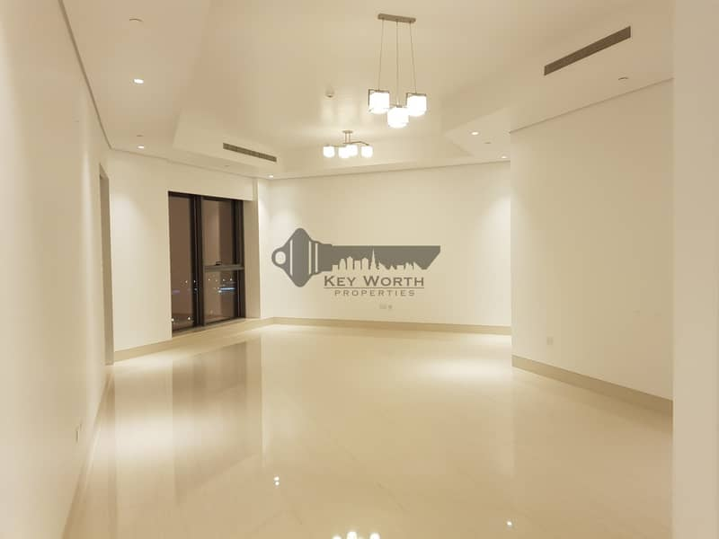 2 Brand new spacious 2BR | 2 Month rent free | Chiller free | No Commission !