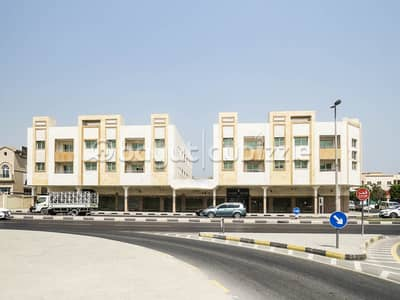 Shop for Rent in Maysaloon, Sharjah - BRAND NEW BLD / ONE MONTH FREE / SHOP FOR RENT