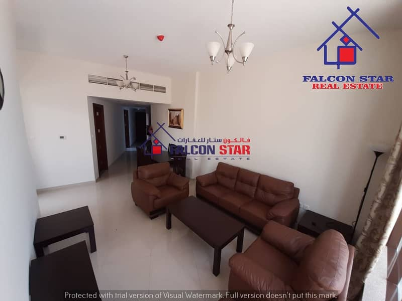 FURNISHED 2 BEDROOM HIGHER FLOOR GOLF AND CITY VIEW FOR RENT AT ELITE 8.