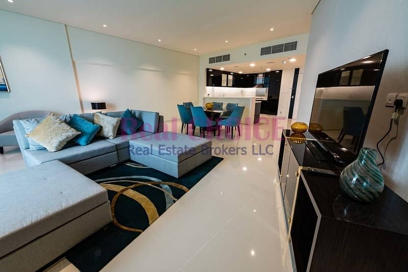 2 Exceptional Furnished Studio Apartment Waterfont