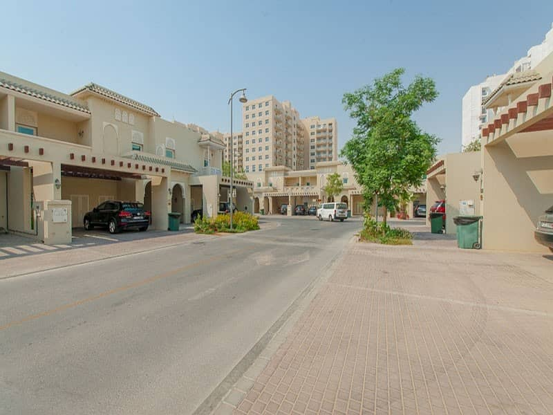 2 Wonderful 3 B/R Villas | TYPE A | Maid's Room  & Garden Space | Community Facilities | Al Furjan