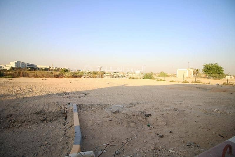 warehouse Plot in al warsan near dragon mart for sale