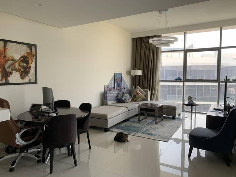 Elegantly furnished 1 Bedroom Huge Terrace Golf Course View
