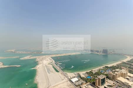 3 Bedroom Apartment for Rent in Dubai Marina, Dubai - Spacious 3BR Apt | Vacant Now | Full Sea View