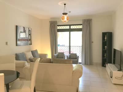 2 Bedroom Apartment for Rent in Old Town, Dubai - Beautiful and Bright 2BR | Furnished | Downtown