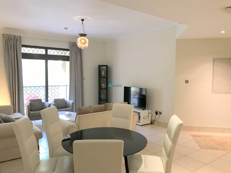 2 Beautiful and Bright 2BR | Furnished | Downtown