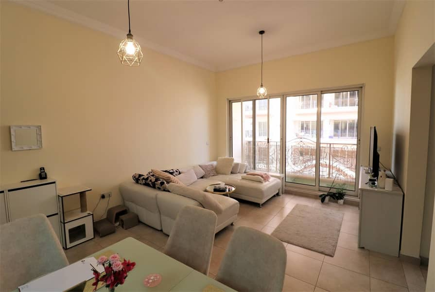 2 Fully Furnished | Almost New | Pool View