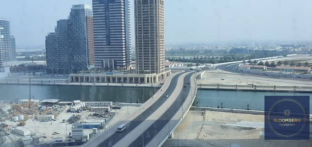 Office for Rent in Business Bay, Dubai - Canal view | Fitted office | Near to metro