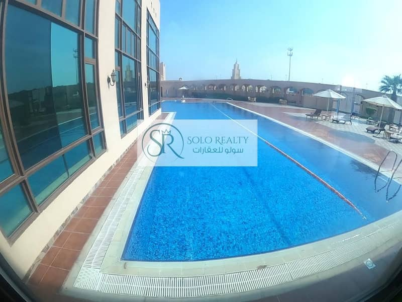 AMAZING OFFER!!! 1 MONTH FREE I High Finishing 4BR Villa I Swimming Pool