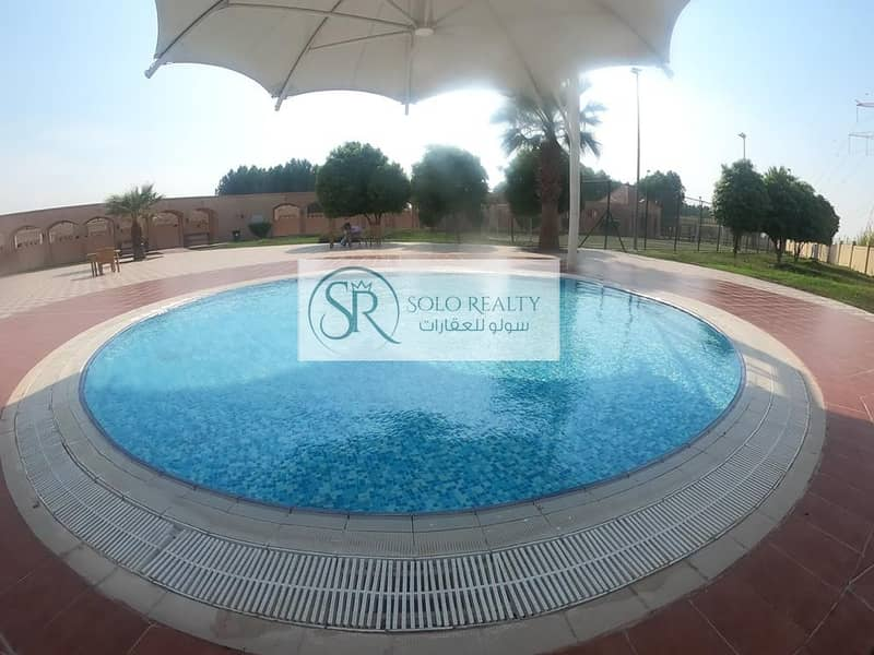 2 AMAZING OFFER!!! 1 MONTH FREE I High Finishing 4BR Villa I Swimming Pool