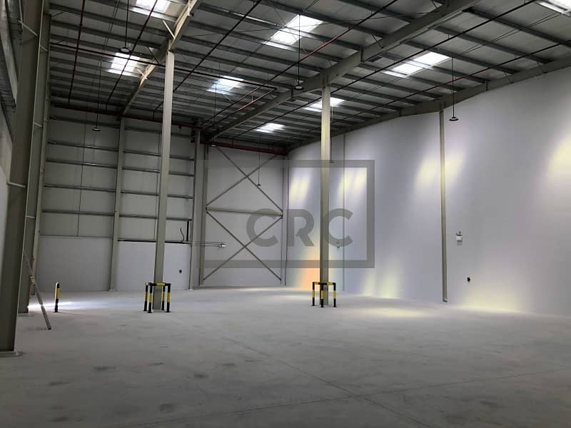 2 Brand New Stand-Alone Warehouse | High Power | Techno Park
