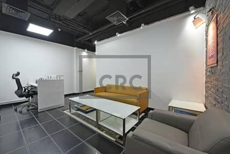 مکتب  للبيع في شارع الشيخ زايد، دبي - Fully Fitted | Tenanted | Prime Location SZR |