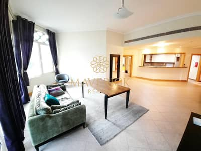 Furnished 3BR+Maids/R+Terrace | Best Price