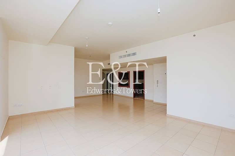 2 Marina and Sea View | Spacious 3 Bedrooms| Rimal 5