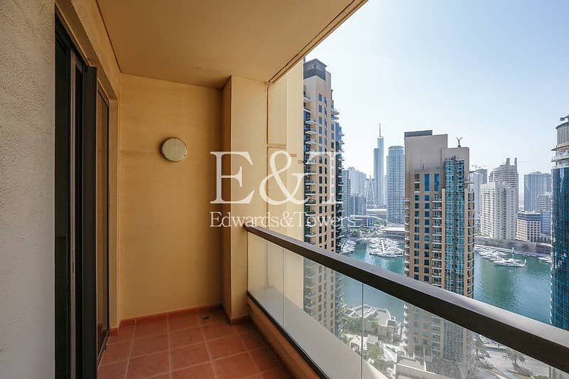 20 Marina and Sea View | Spacious 3 Bedrooms| Rimal 5