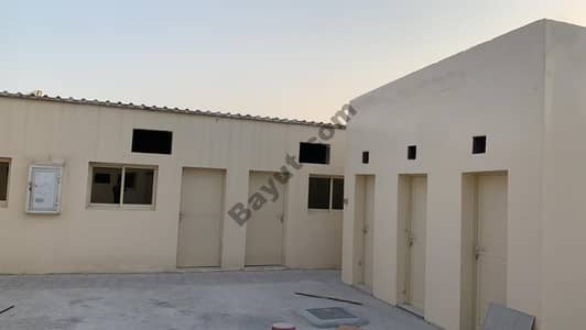 Brand New Labour Accommodation (Labor Camp) Available in industrail 6 on the main road